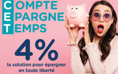 Votre Compte Epargne Temps (CET) chez INTERIM NATION